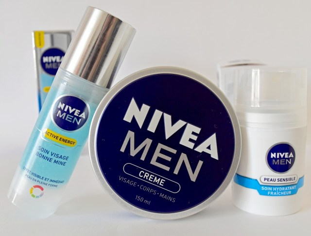 nivea men soins hommes accessibles test avis. Black Bedroom Furniture Sets. Home Design Ideas