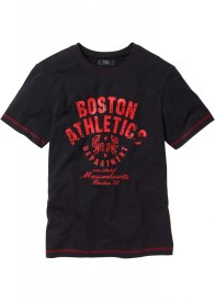 t-shirts Boton Athletics Bonprix