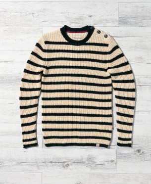 Pull marin coton French Flag celio printemps été 2016