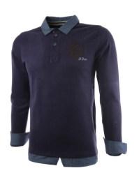Tee shirt Homme COURLIS RUGBY collection Les Voiles de Saint-Tropez printemps-été 2016