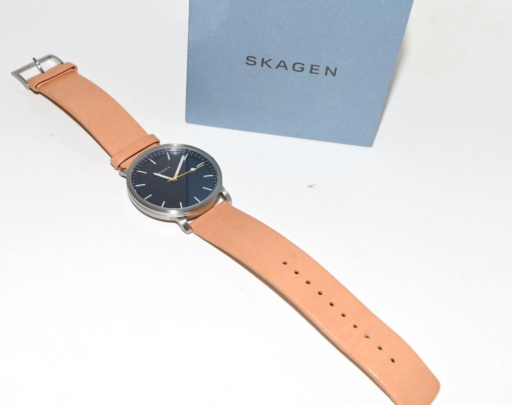 Montre Skagen Hagen pour hommes