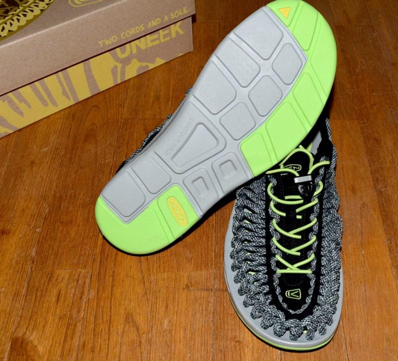 new product b689c 72fc9 Uneek, la sandale hybride et originale de KEEN, test   avis