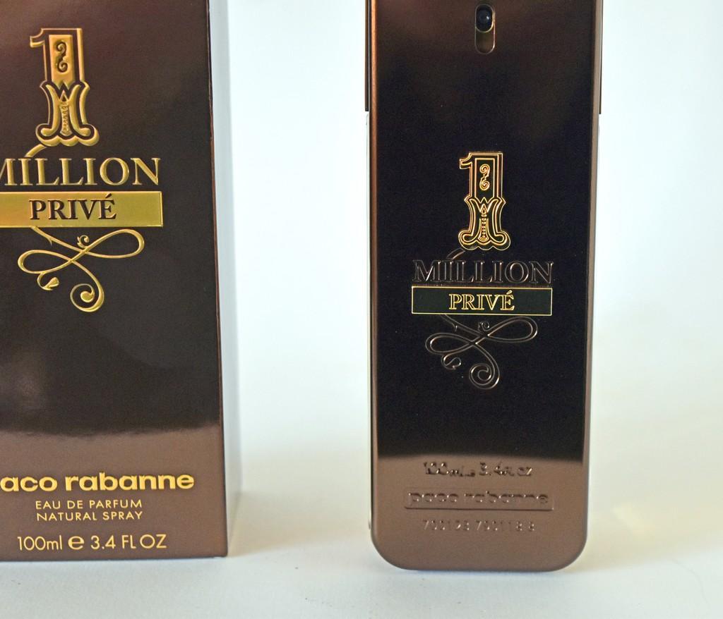 1 Million Privé, eau de parfum pour homme, test & avis