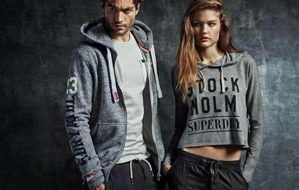 Superdry Equipped