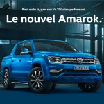 Volkswagen Amarok, un pick up surpuissant
