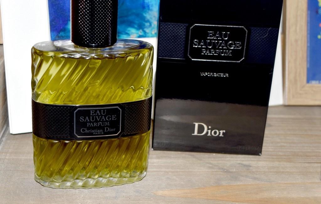 Eau Sauvage Parfum Un Classique De La Parfumerie Homme Revisité