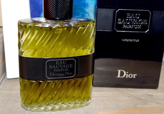 Eau Sauvage Parfum