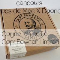 [Concours Inside] Un coffret Capt Fawcett Limited à remporter