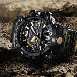 Les montres Casio G-Shock