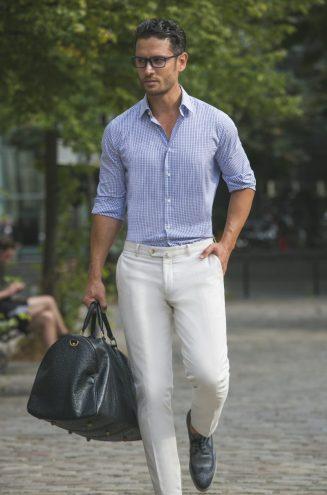 costume en été