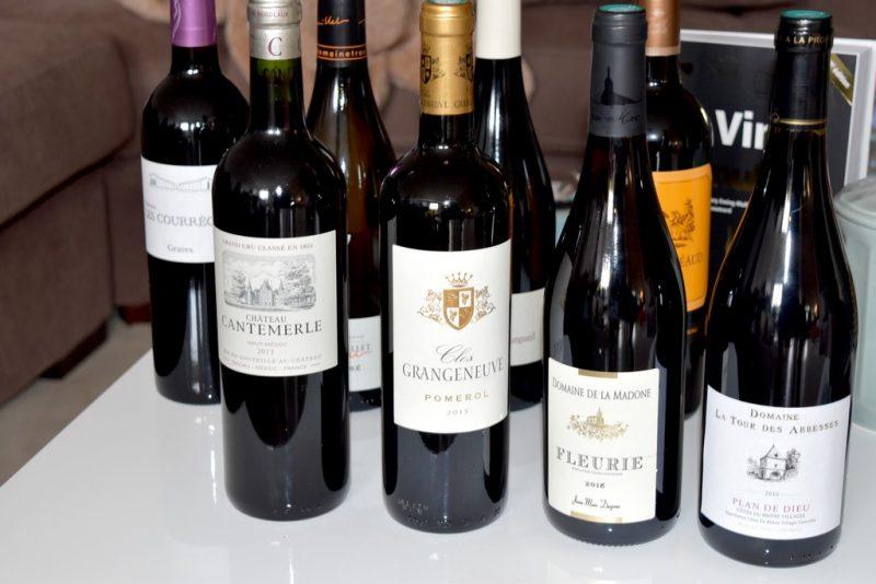 Foire aux vins Intermarché