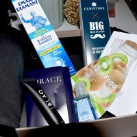 Keep it Fresh - Glossybox homme septembre 2017
