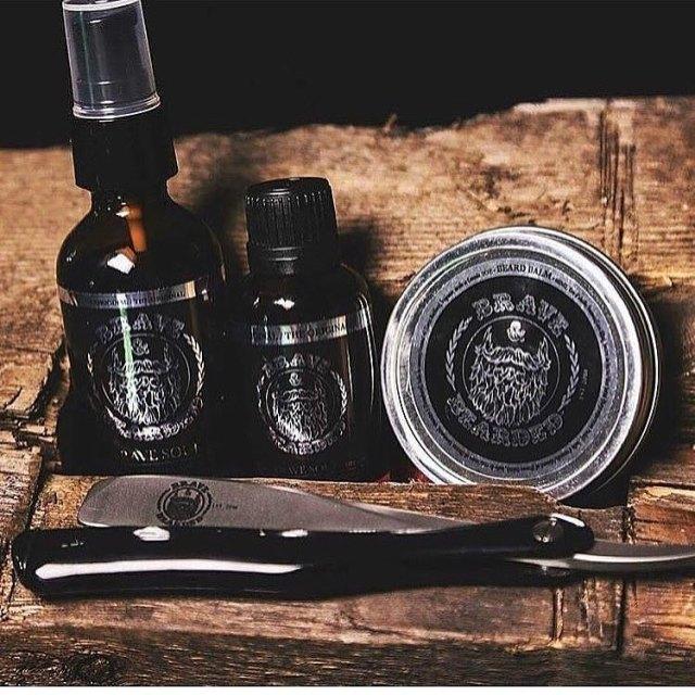 huiles de barbe