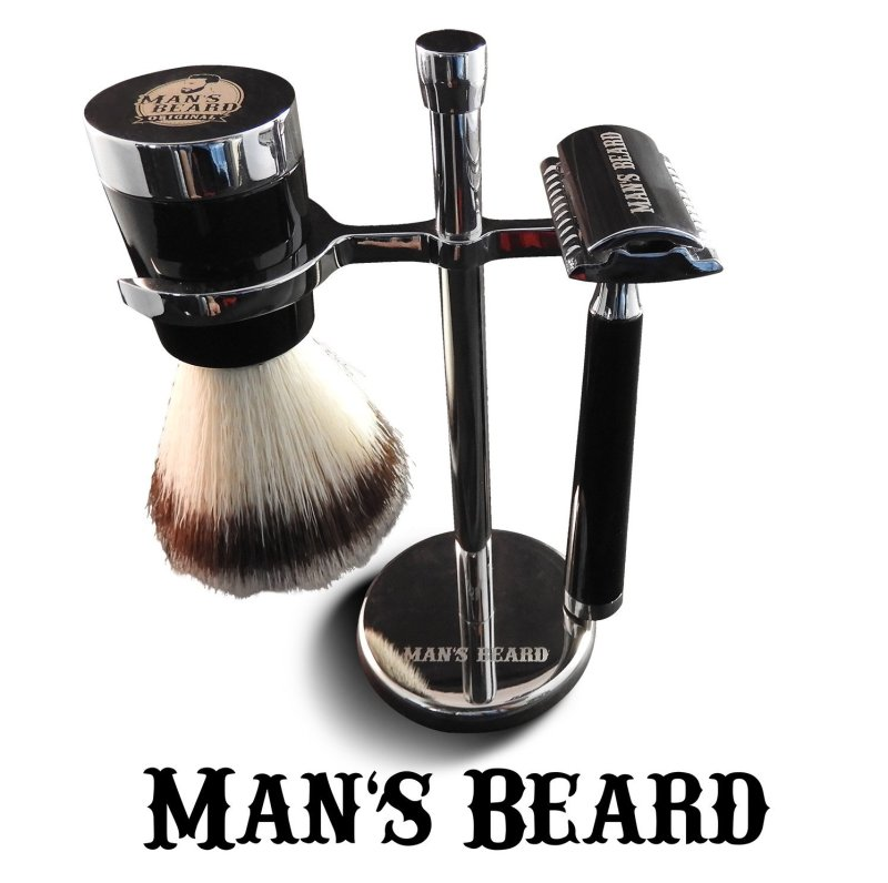 Barber Box Man's Beard