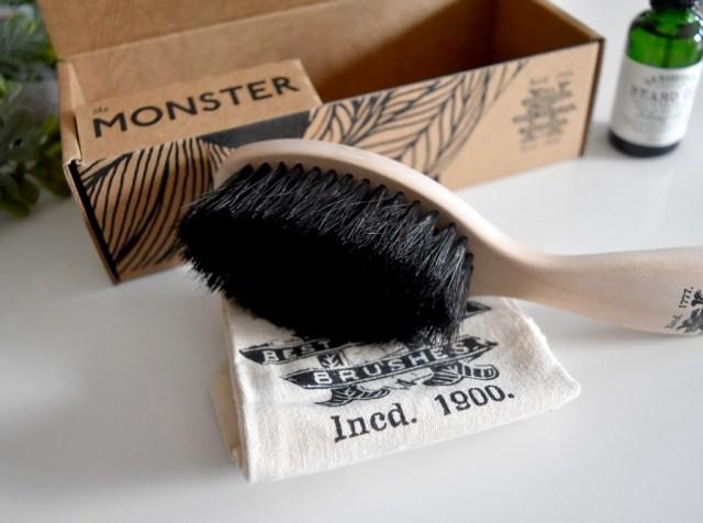 Brosse pour Grande barbe Monster Kent