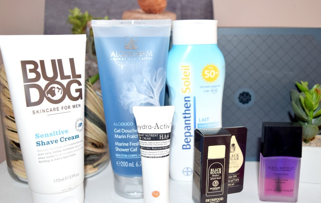Glossybox homme juin 2018