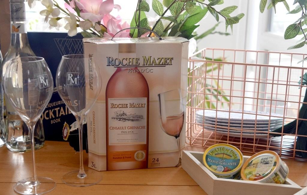 Roche MAzet
