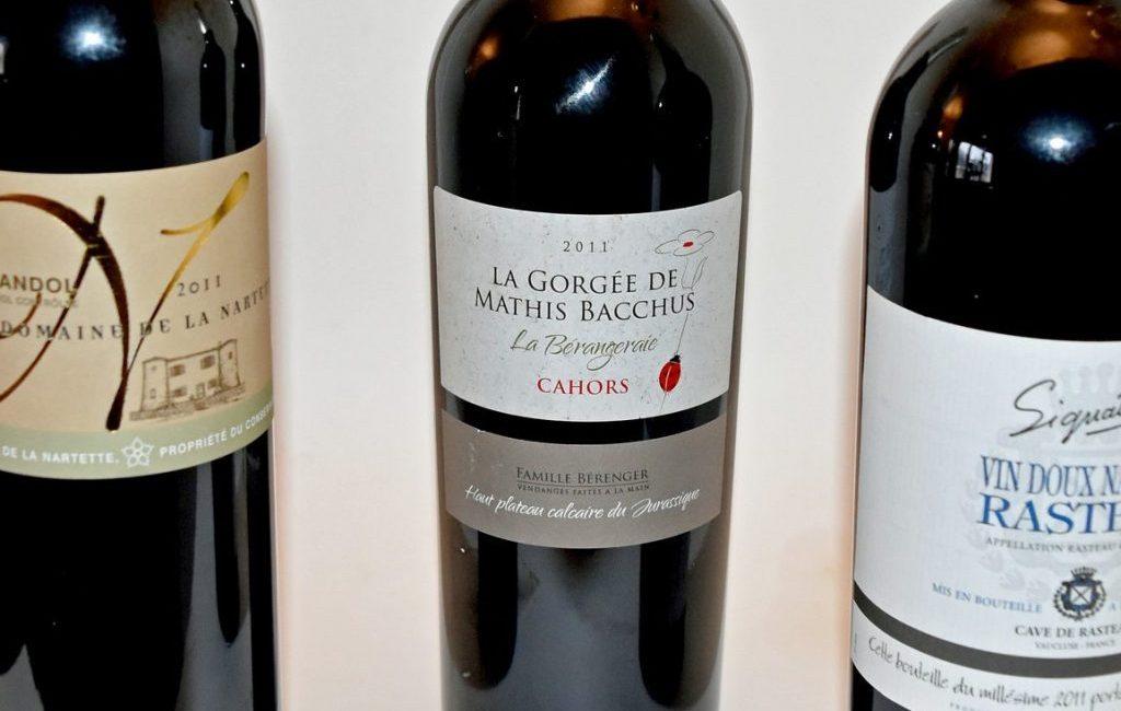 Sélection vins rouges #2