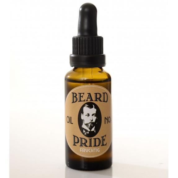 Huile à barbe Beardpride N°4 FRUCHTIG
