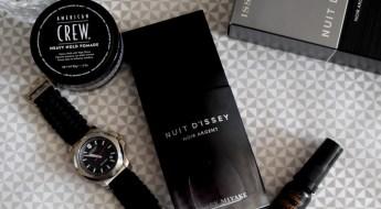 Nuit D'issey Noir Argent