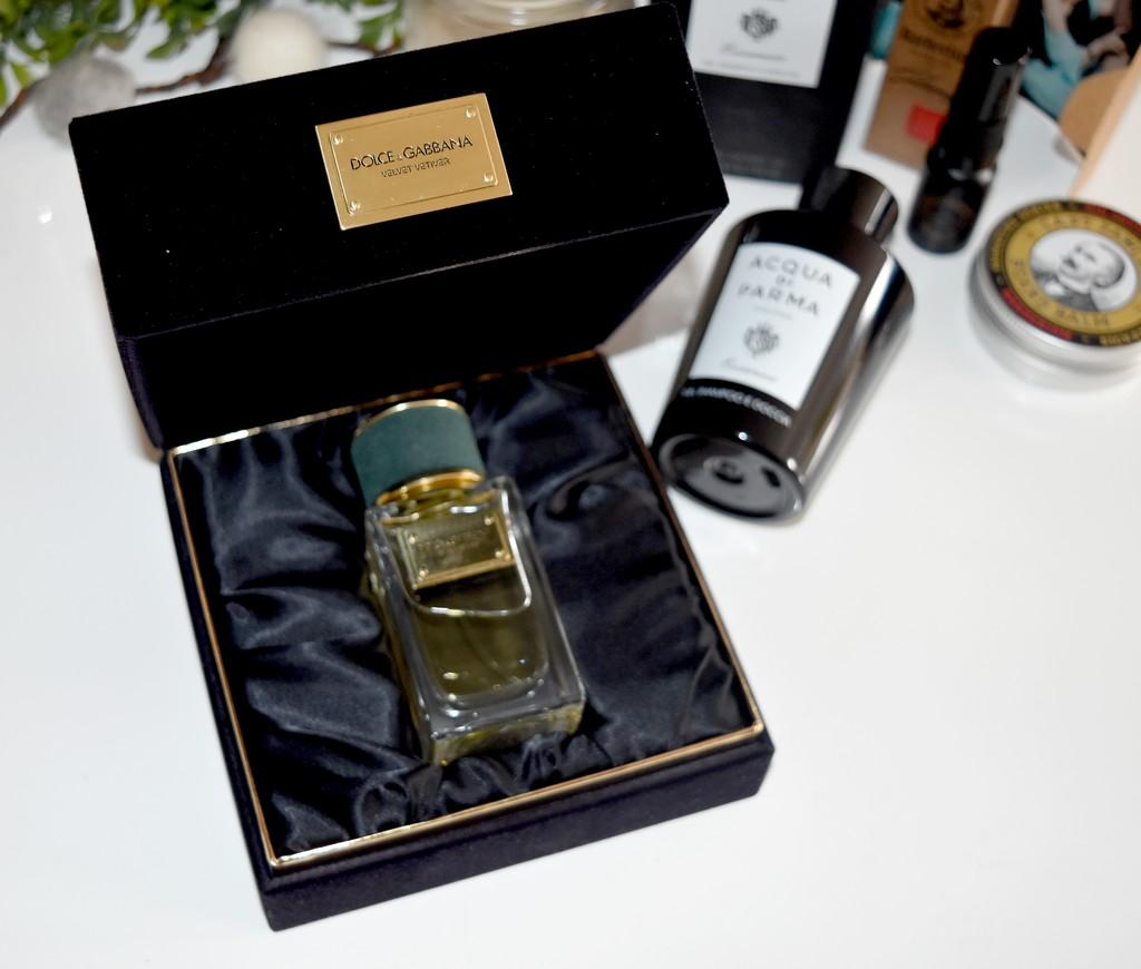 Velvet Vetiver Dolce & Gabbana