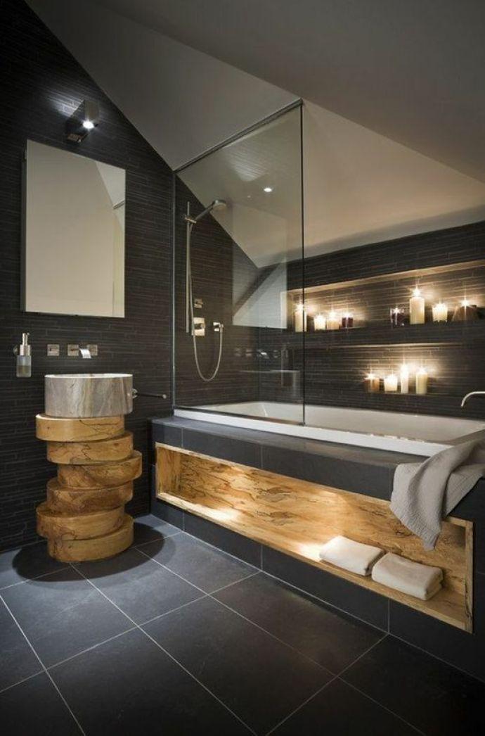 la salle de bain idéale