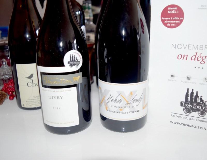 Box intégrale Trois Fois Vin