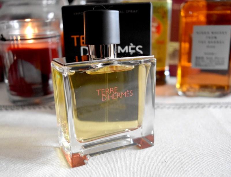 Terre d'hermès Parfum