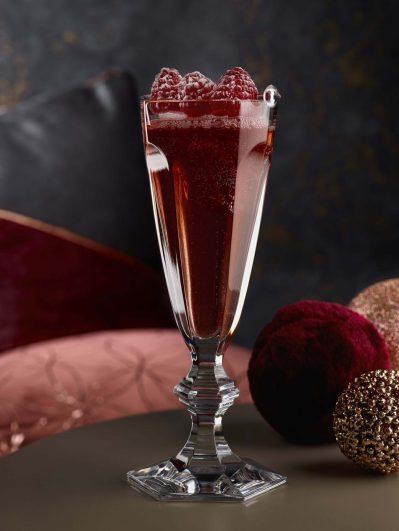 cocktails bulles et cristal Joseph Cartron