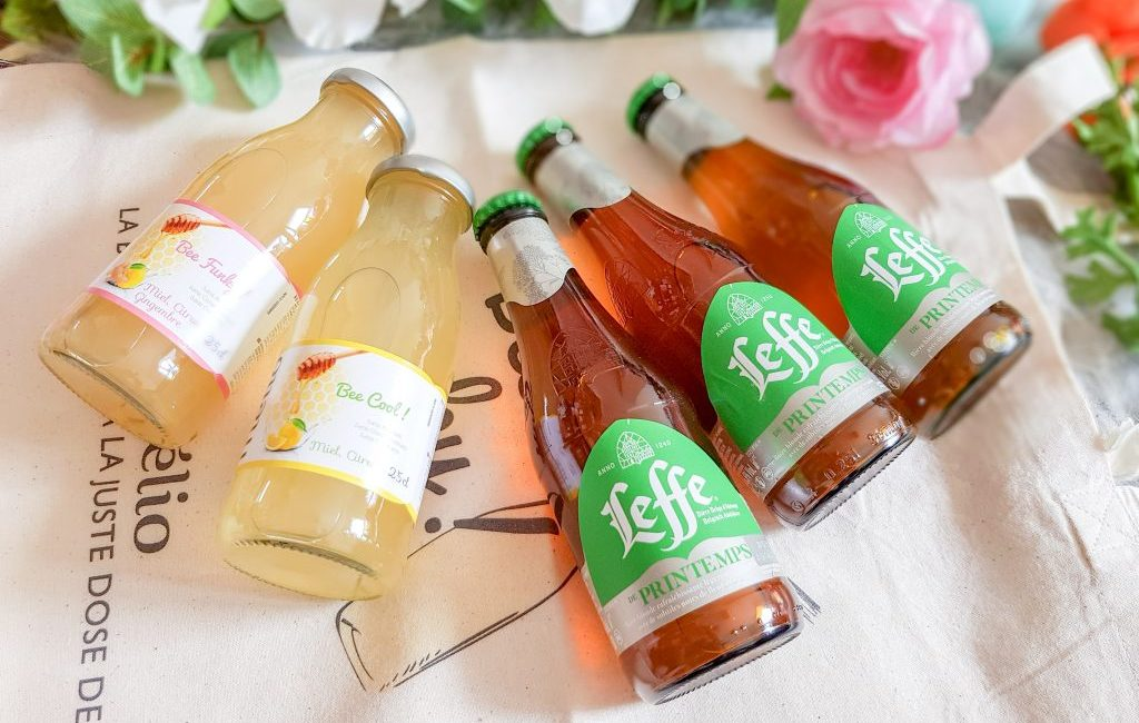 boissons Mélio et Leffe de Printemps Degusta Box mars 2019