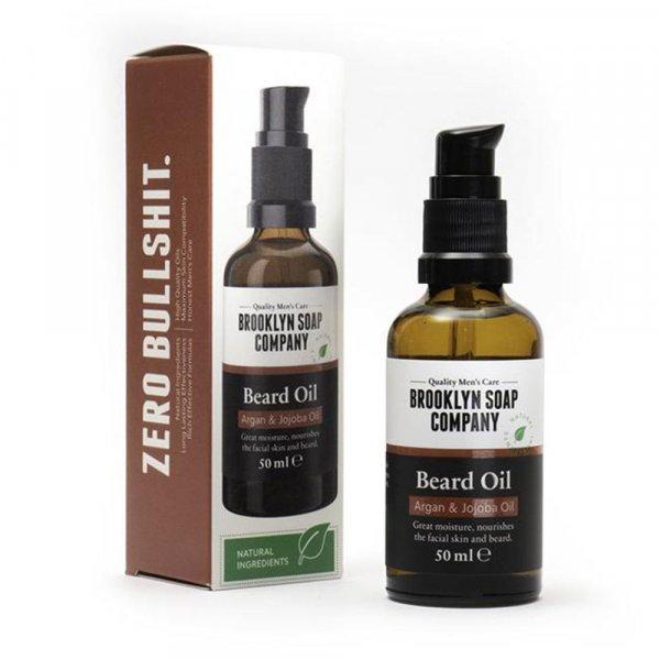 Choisir une huile à barbe