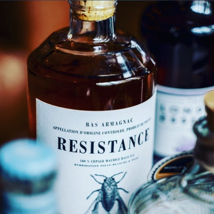 Cocktails Armagnac Laballe Résistance
