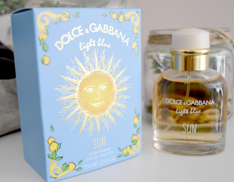 Dolce & gabbana Light Blue Sun