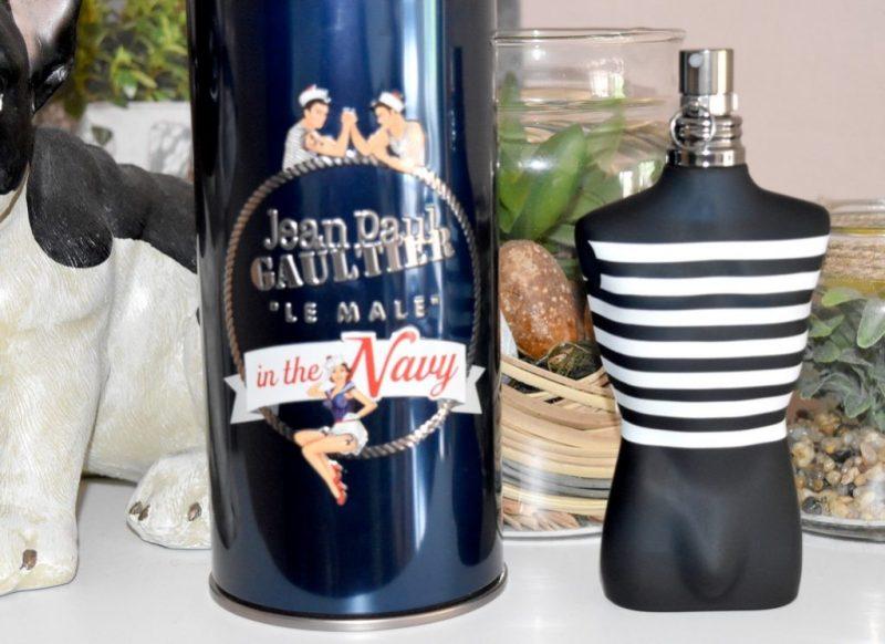 Jean-Paul Gaultier Le Mâle In The Navy