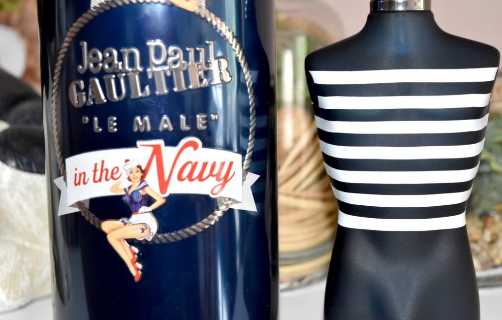 Jean-Paul Gaultier Le Mâle In The Navy