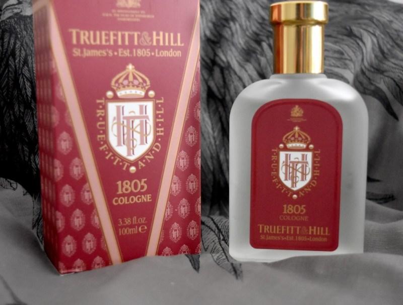 Truefitt & Hill 1805 Cologne & Trafalgar