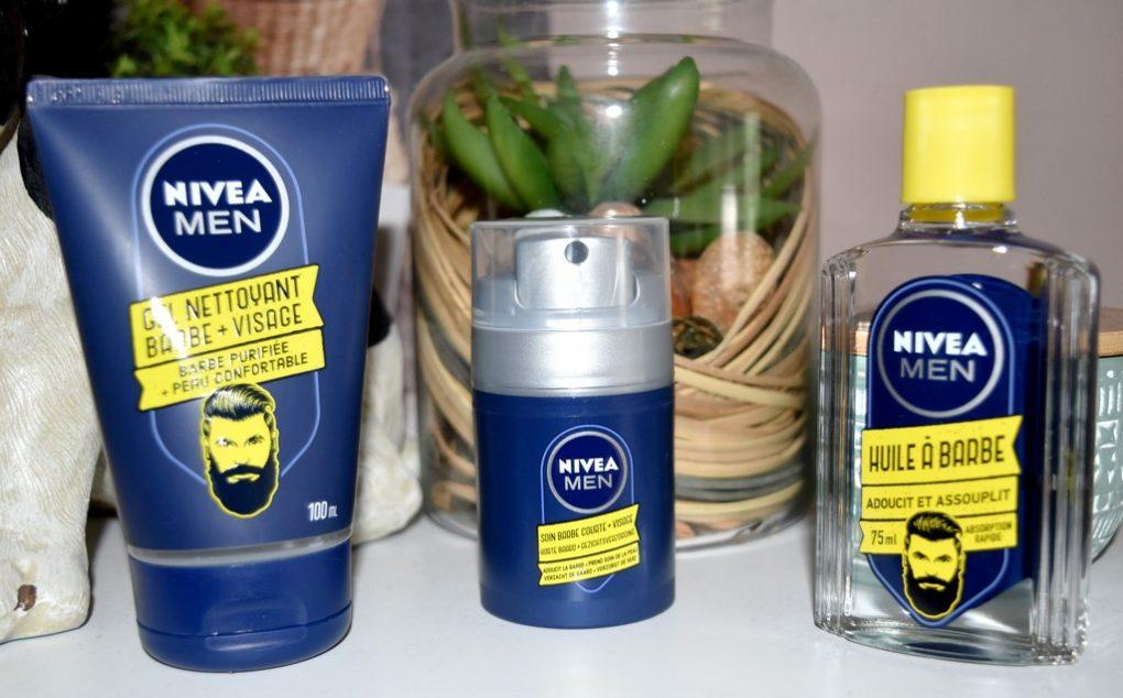 Soins à barbe NIVEA MEN