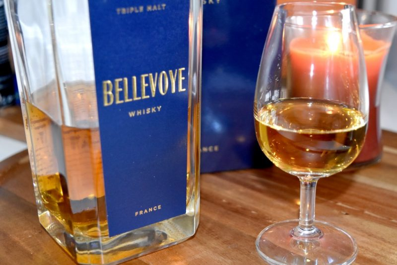 whisky Bellvoye Bleu Triple Malt