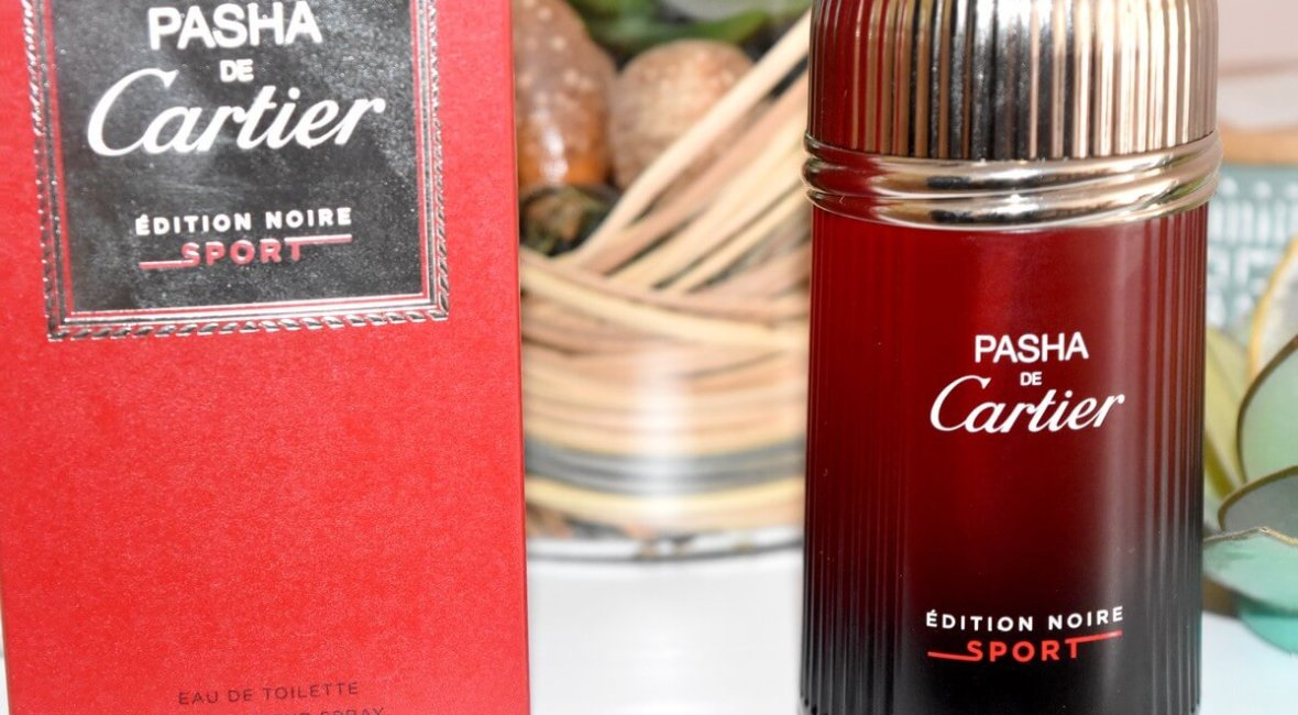 Pasha de Cartier Edition noire sport