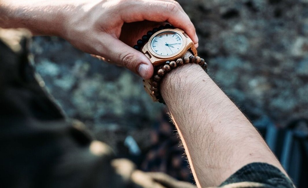 montre en bois The Wood Stock