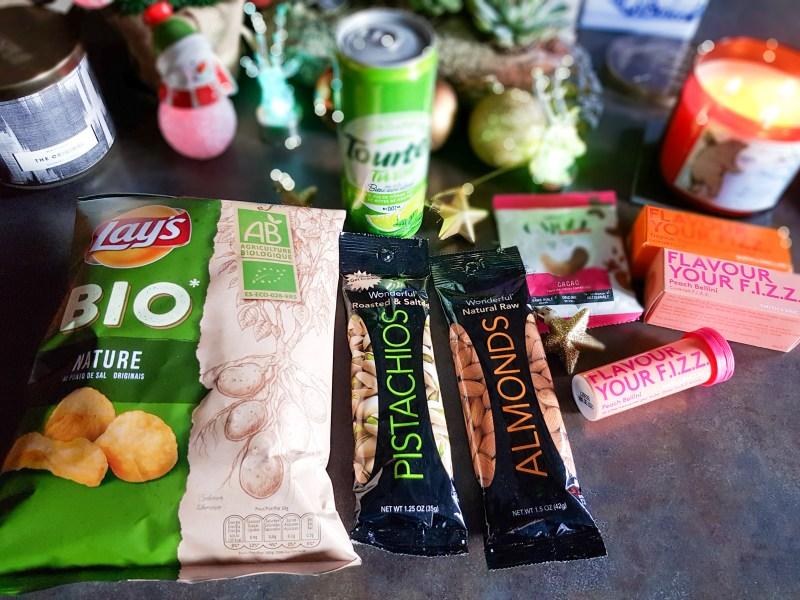 Box Food Degusta Box décembre 2019 Internationale