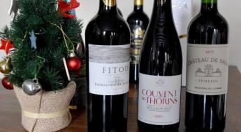 Sélection vins pour le réveillon du nouvel an