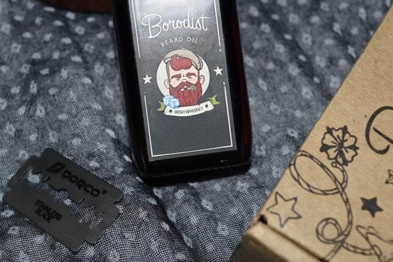 huiles à barbe Borodist