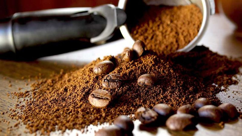 bienfaits marc de café