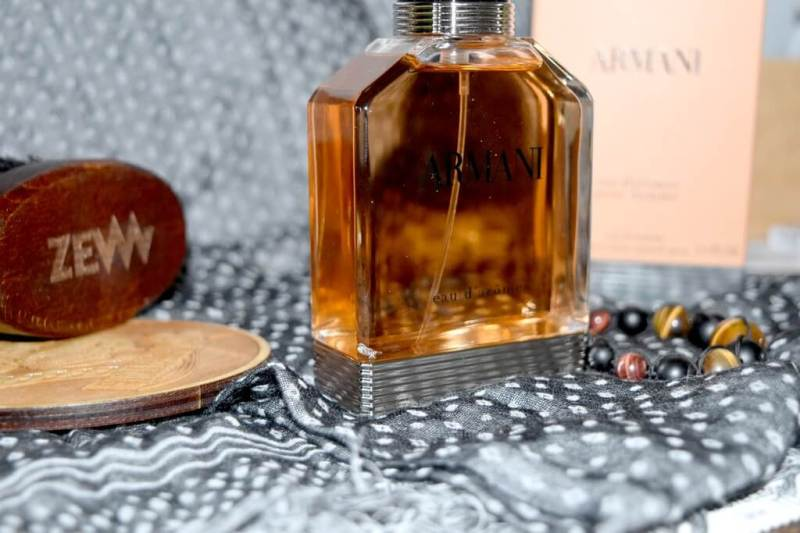 Test & avis d'Eau d'Arômes Armani