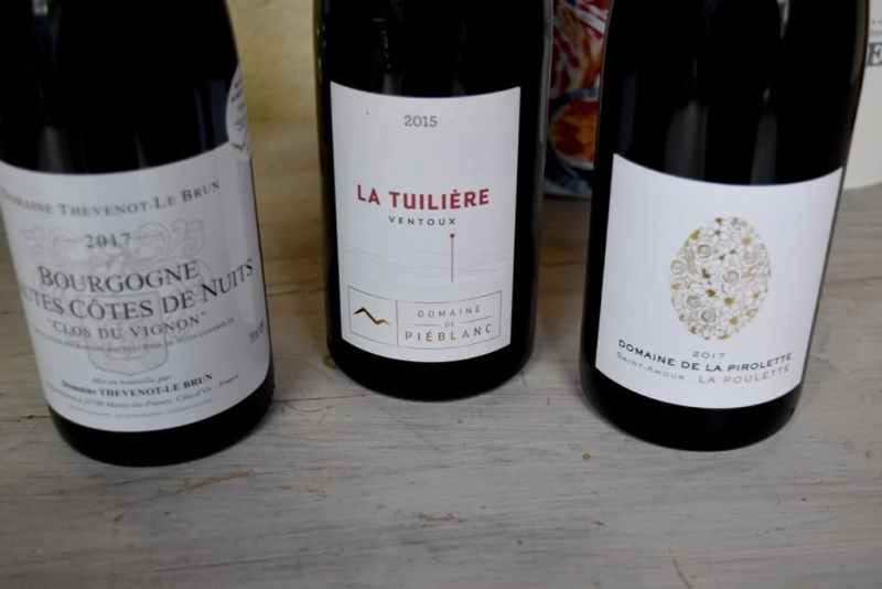 Sélection vins rouges pour l'été 2020