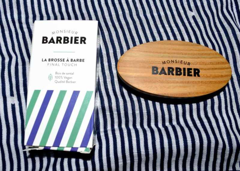 Gamme Final Touch Monsieur Barbier