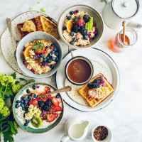 3 idées de petit-déjeuner Healthy