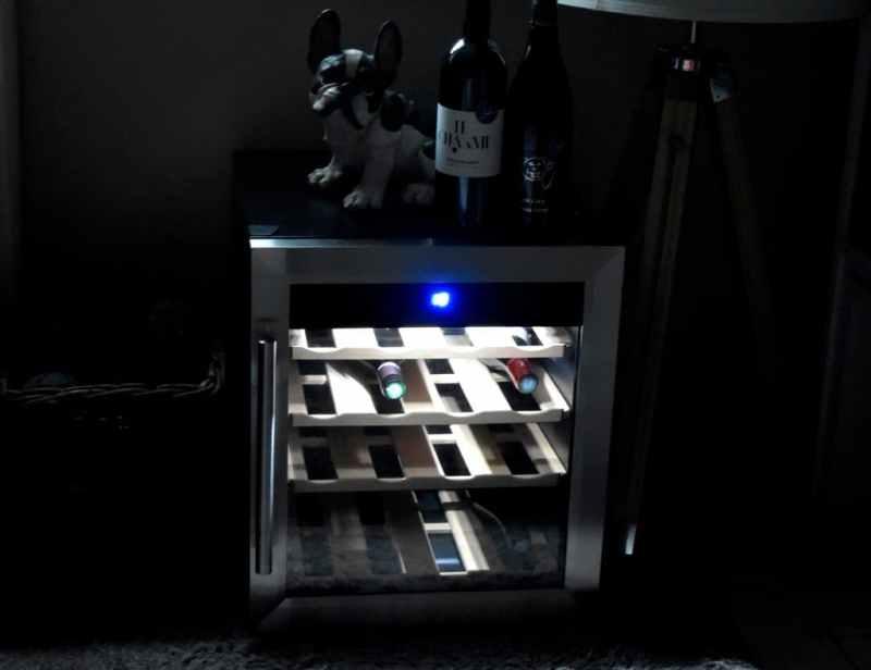 Cave à vin Cecotec Grand Sommelier 1600 SilenceWood avis