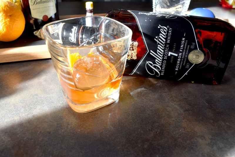 Ballantine's 7 ans Bourbon Finish